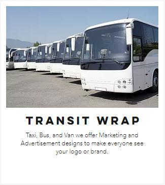 Aloha Transit Wrap